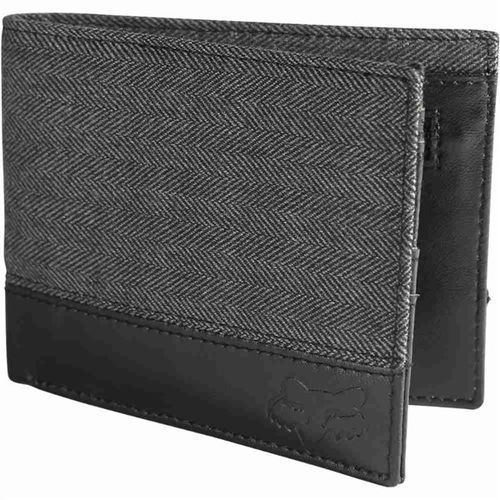 Fox Portfel - bullet proof wallet black (001) rozmiar: os