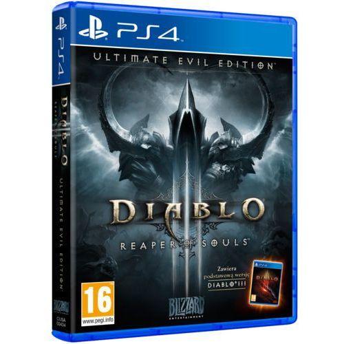 Diablo 3 - gra PS4