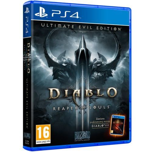 OKAZJA - Diablo 3 (PS4)