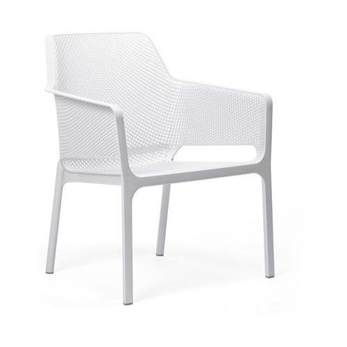 Krzesło net relax białe marki Nardi