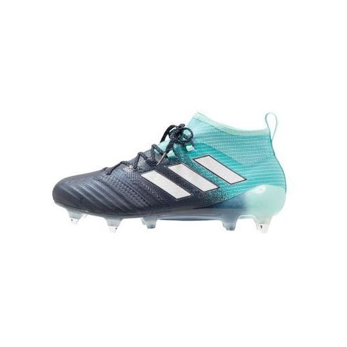 adidas Performance ACE 17.1 SG Korki wkręty energy aqua/footwear white/legend ink, CCZ27