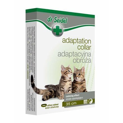 Dr seidel obroża adaptacyjna dla kota dł. 35cm