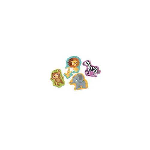 Puzzle sensoryczne Mudpuppy (zwierz�ta d�ungli)