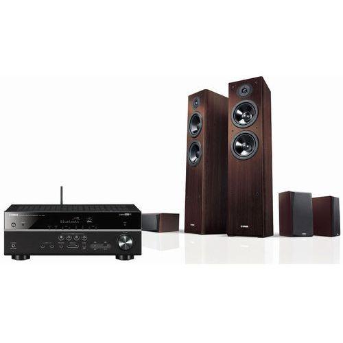 Yamaha Kino domowe rxv483 + nsf51 + nsp51 orzech (2900344326256)