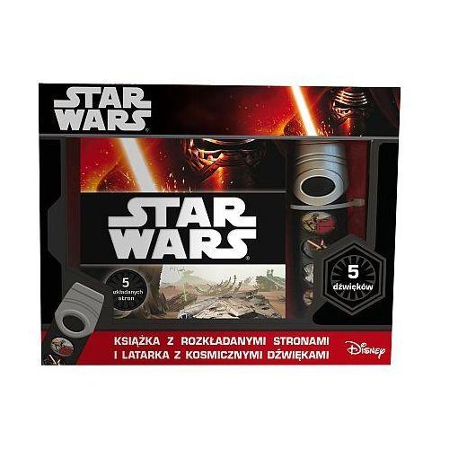 Disney Star Wars książka z rozkładanymi stronami - Praca zbiorowa (9788327440983)