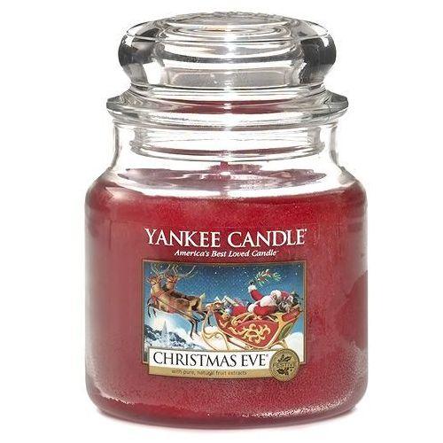 Świeca YANKEE słoik średni Christmas Eve - 1199604E (5038580026962)