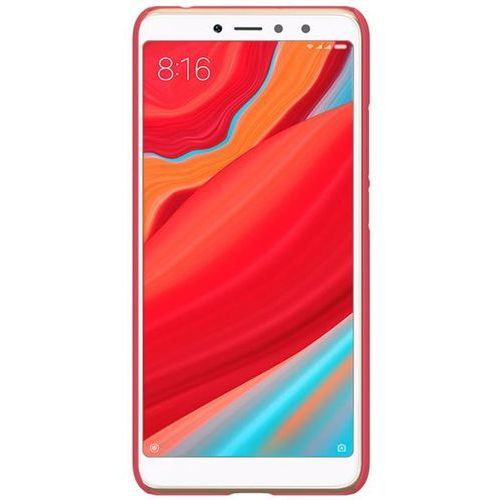 Nillkin Etui frosted shield xiaomi redmi s2 - red - red
