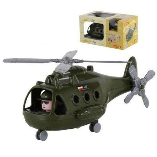Śmigłowiec wojskowy Alfa PL w pudełku