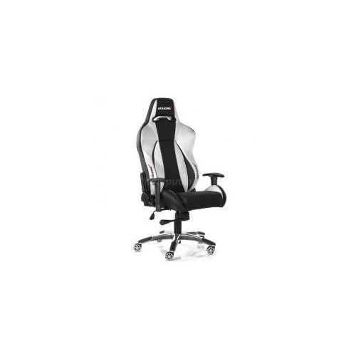 AKRACING Premium V2 Gaming Chair - czarny/srebrny - ponad 2000 punktów odbioru w całej Polsce! Szybka dostawa! Atrakcyjne raty! Dostawa w 2h - Warszawa Poznań - sprawdź w wybranym sklepie