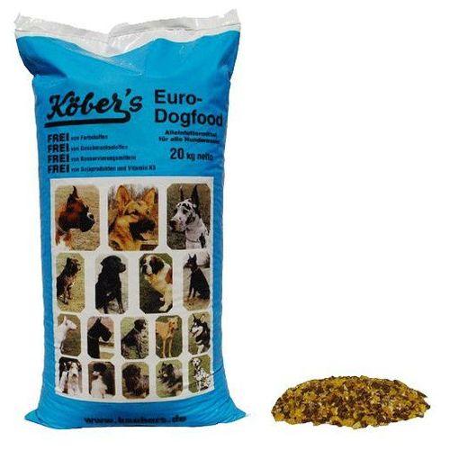 Koebers euro dog food dla psa: waga - 20 kg dostawa 24h gratis od 99zł