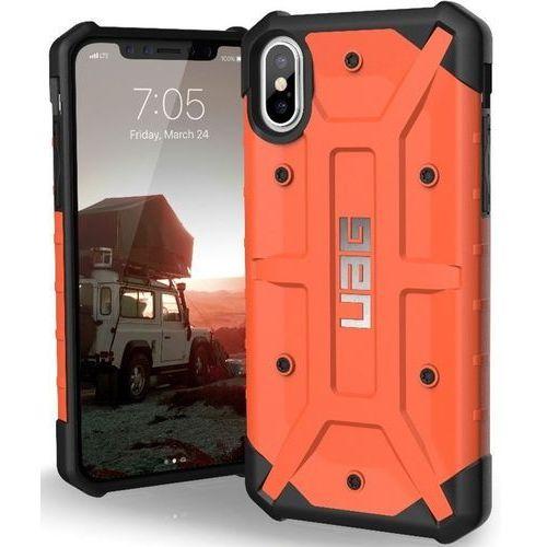 Etui URBAN ARMOR GEAR Pathfinder do iPhone X Pomarańczowy + DARMOWY TRANSPORT!