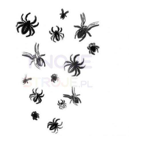 Naklejki Pająki na halloween - 14 naklejek, #A712^a