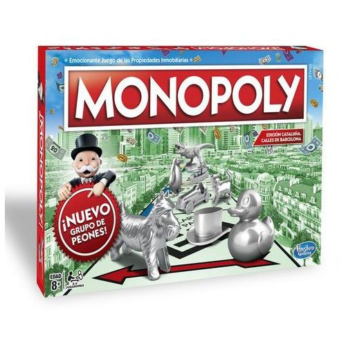 OKAZJA - Gra monopoly barcelona marki Hasbro