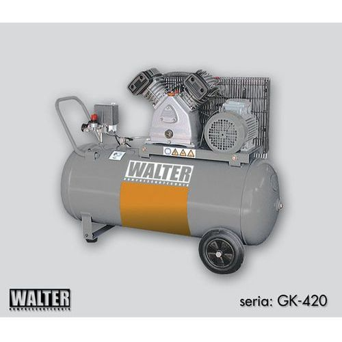 Walter Promocja sprężarka tłokowa gk 420-2,2/100 prawdziwe raty 0% + dostawa gratis