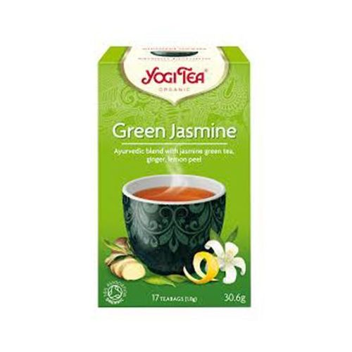 Yogi tea zielona jaśminowa (green jasmine)
