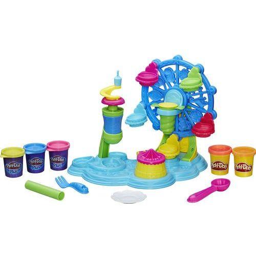 Play-doh babeczkowy festiwal b1855 marki Hasbro
