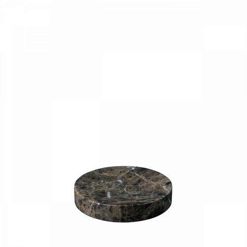 Blomus - podstawka marmurowa - 11 cm - pesa - brązowa - brązowy