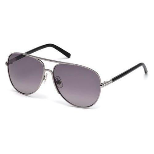 Swarovski Okulary słoneczne sk 0138 14b