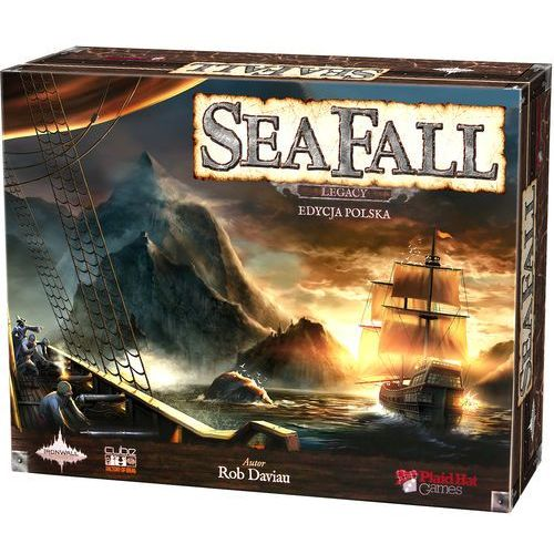 SeaFall: Legacy (edycja polska) - CUBE (5902768838459)
