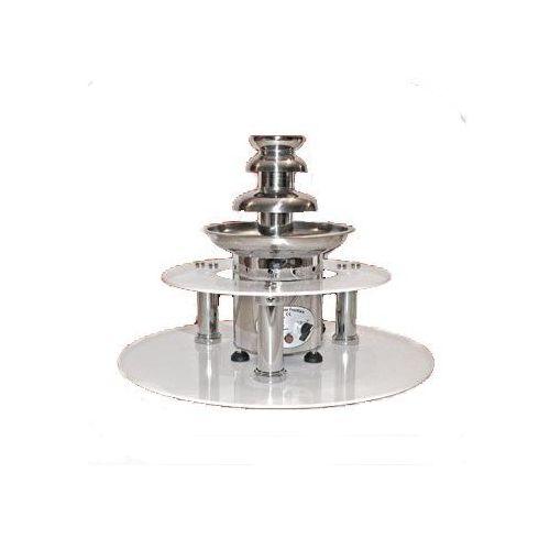 Podest do fontann czekoladowych CF51 PRO/CF65 PRO /Chocalo 60/Chocalo 80 | śr. 700x(H)200mm