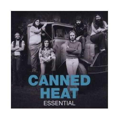 Universal music polska Canned heat - essential (5099962376525)