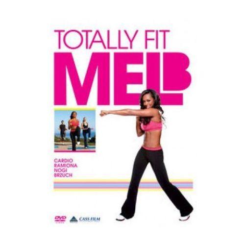 Mel B Totally Fit 1 DVD różowa  5905116012099