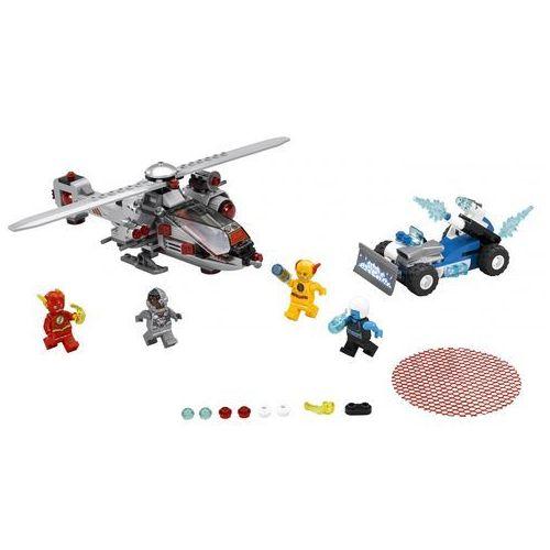 Lego SUPER HEROES Lodowy superwyścig force freeze pursuit 76098