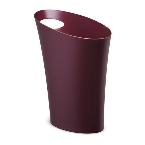 Umbra - kosz na śmieci skinny - fioletowy - fioletowy