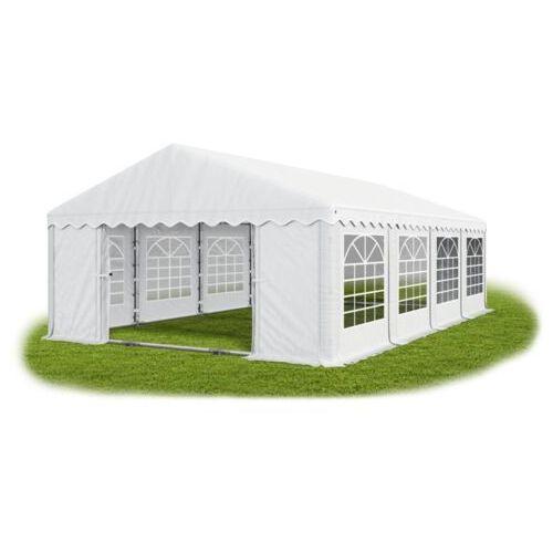 6x8x2m Wzmocniony Pawilon ogrodowy Namiot imprezowym cateringowy, Konstrukcja SUMMER PLUS - 48m2