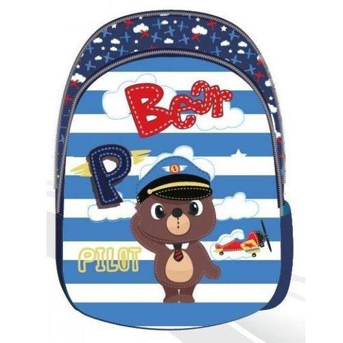 Plecak dziecięcy duży Captain Bear