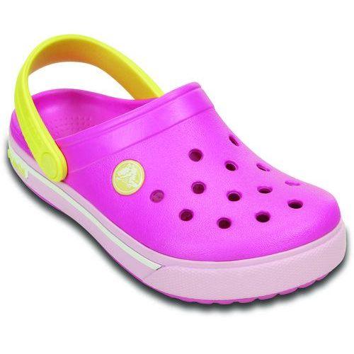 crocband ii.5 clog kids party pink/ballerina pink 24-26 (c8/c9) marki Crocs
