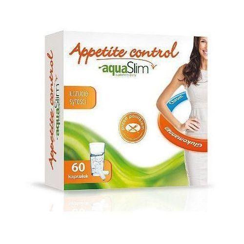 Appetite control aqua slim x 60 kapsułek marki Icn polfa rzeszów