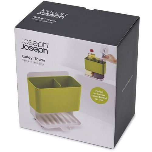 Joseph joseph - organizer kuchenny caddy tower, zielony - zielony ||biały