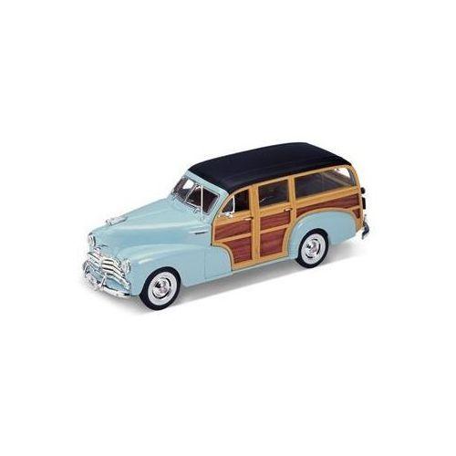 Welly Chevrolet fleetmaster 1948, czarny - darmowa dostawa od 199 zł!!!