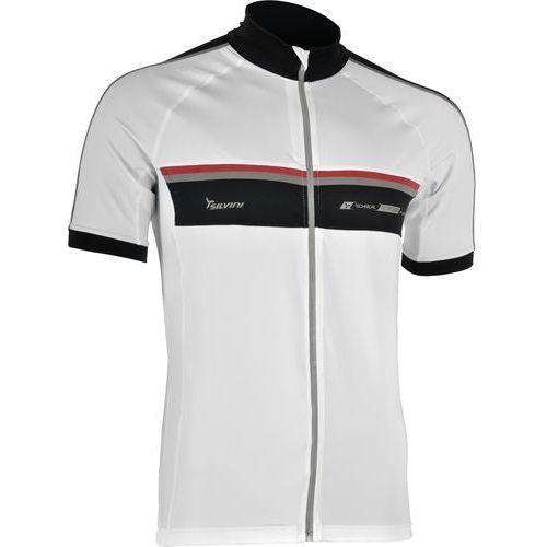 Silvini koszulka rowerowa accrone md454 white s