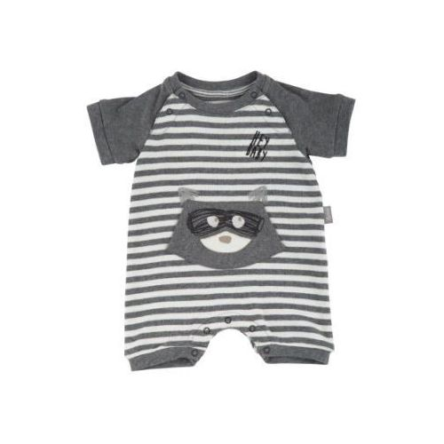 sigikid Boys Rampersy grey melange (4045646095931)