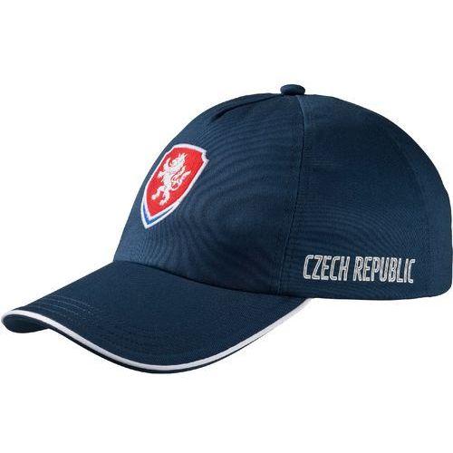 Puma czapka z daszkiem czech republic cap dark denim (4056204301586)