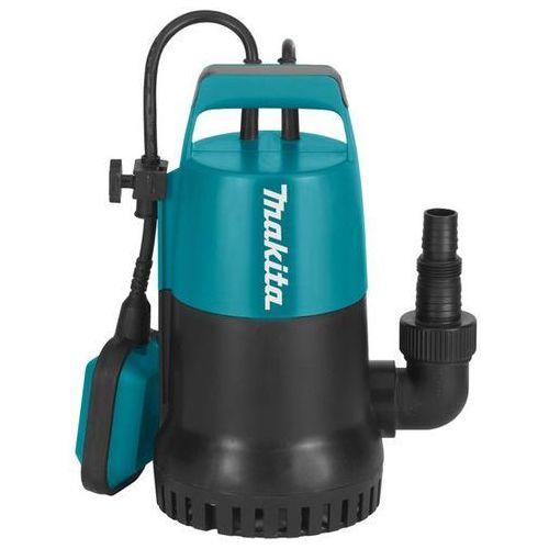Makita pompa do wody czystej z pływakiem 300w 140 l/min pf0300