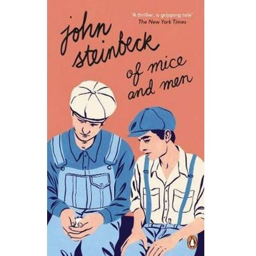 Of Mice and Men - John Steinbeck (112 str.)