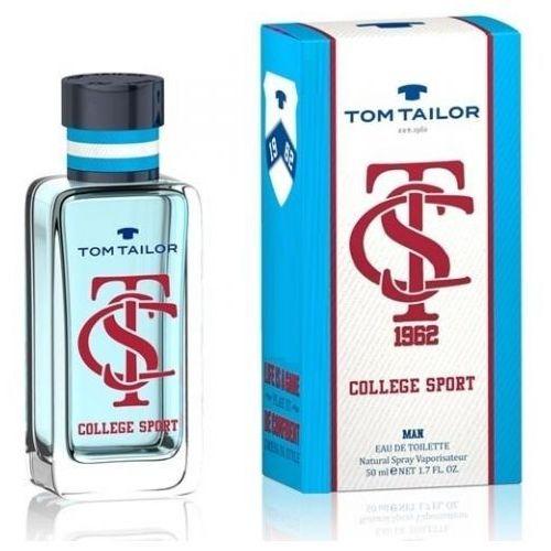 Tom Tailor College Sport Men 50ml EdT