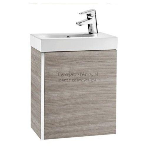 Roca Mini zestaw łazienkowy szafka umywalka 45x25 cm A855873806