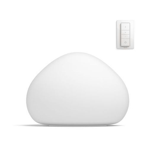 Philips 44401/56/p7 - led lampa stołowa wellner hue 1xe27/9,5w/230v (8718696159118)