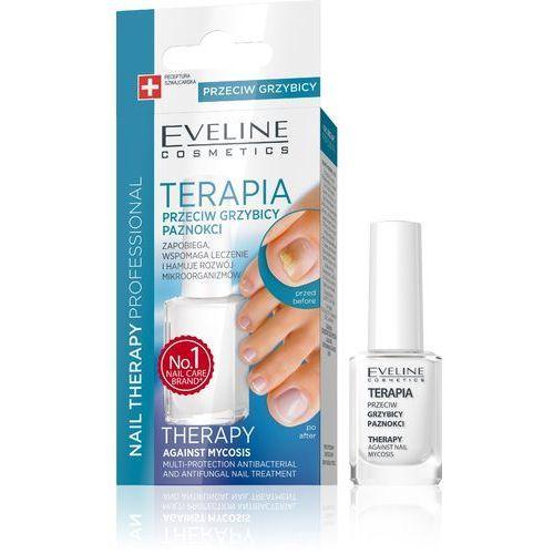 Eveline Nail Therapy Lakier Terapia przeciw grzybicy paznokci stóp 12ml (5901761956610)