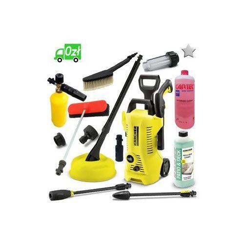 Karcher K2 Full Control Home. Najniższe ceny, najlepsze promocje w sklepach, opinie.