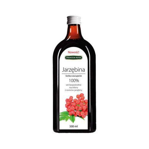 500ml jarzębina sok 100% marki Premium rosa
