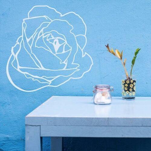 Naklejka kwiat 2082 marki Wally - piękno dekoracji