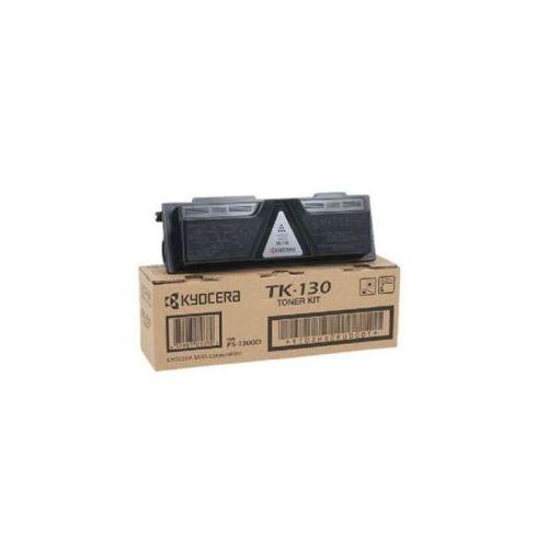 Toner tk-130 7200 stron czarny oryginalny marki Kyocera mita