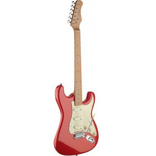 Stagg SES 50M-FRD - gitara elektryczna - NOWOŚĆ !!! - produkt z kategorii- Gitary elektryczne
