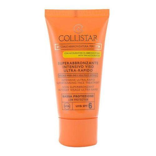 sun protection krem do opalania do twarzy spf 6 (intensive ultra-rapid) 50 ml marki Collistar