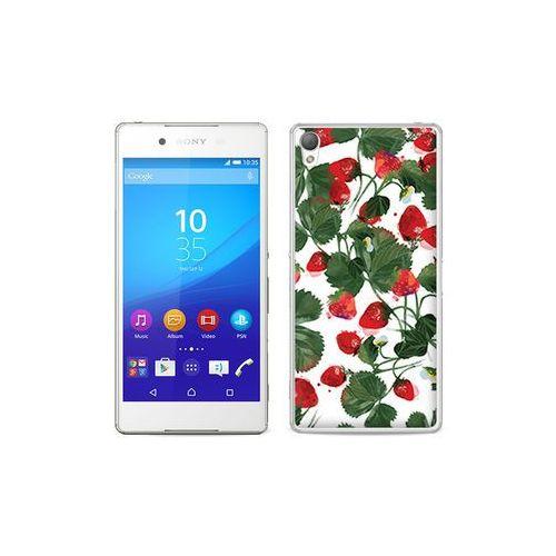 Etuo fantastic case - sony xperia z3+ - etui na telefon fantastic case - poziomki marki Etuo.pl